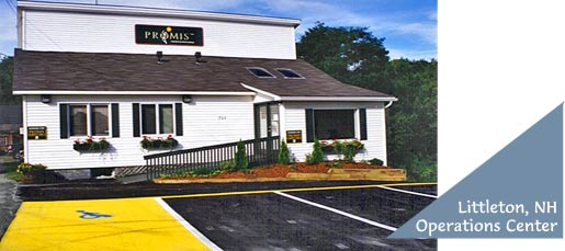 PROMIS Littleton NH Operations Center
